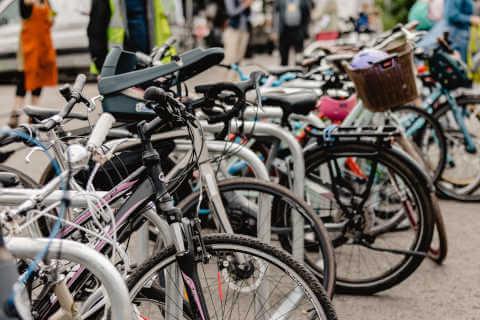 Monmouth Bike Rack