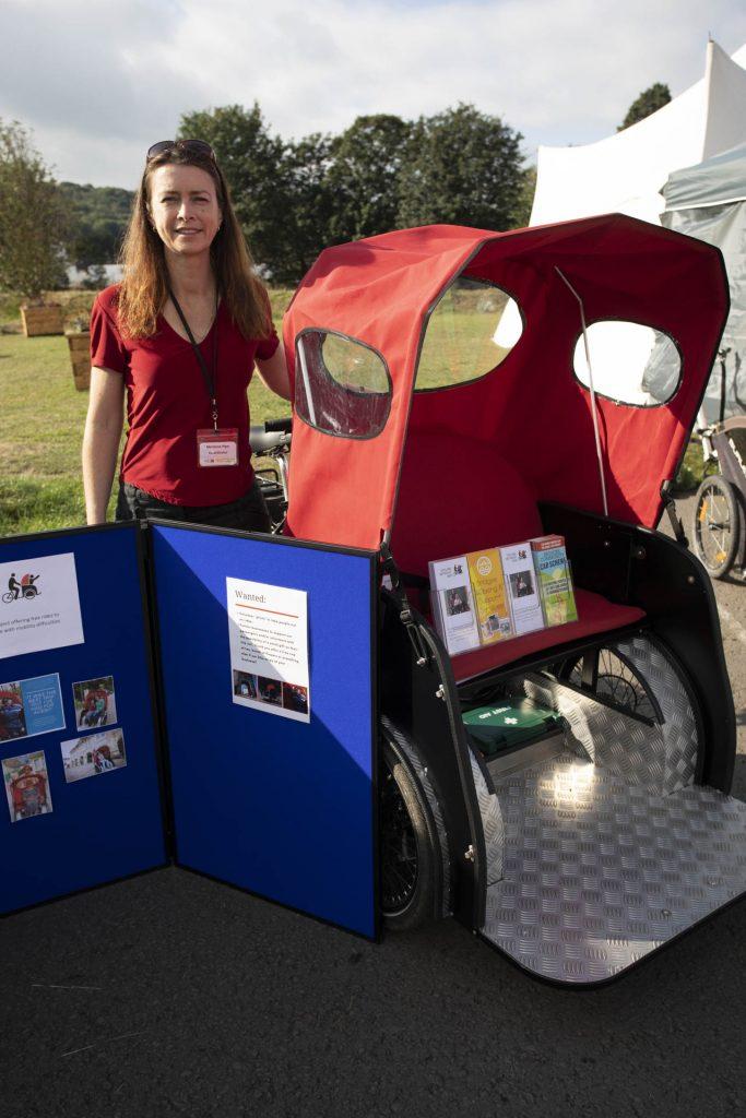 Bridges Community Centre Cycling without Age