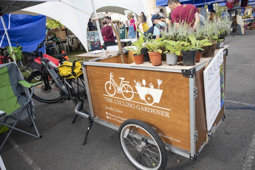 Jen the Cycling Gardener trailer