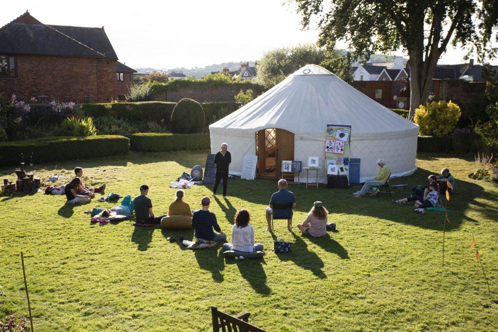 Nelson Garden - Wellbeing Event